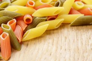 pasta bevat complexe koolhydraten!
