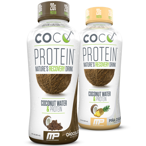 MusclePharm CocoProtein Drink
