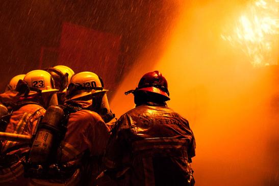 Brandweertest krachttraining schema