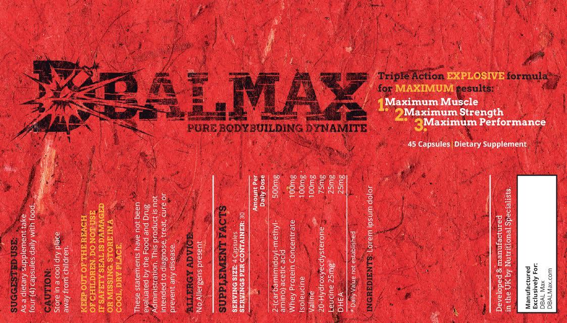 dbalmax_label