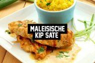 Recept: Maleisische Kip Saté