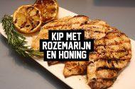 Recept: Kip met Rozemarijn en Honing