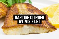 Recept: Hartige Citroen Witvis Filet