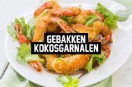 Recept: Gebakken Kokosgarnalen