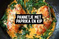 Recept: Pannetje met Paprika en Kip