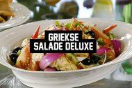 Recept: Griekse Salade Deluxe