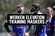 Werken Elevation Training Maskers?