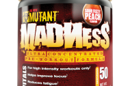 Review: Mutant Madness Pre-workout