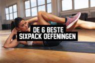 De 6 beste sixpack oefeningen