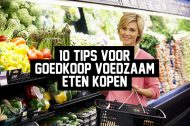 10 tips voor goedkoop voedzaam eten kopen