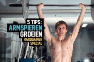 5 tips: armspieren groeien