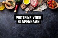 Proteïne voor slapengaan