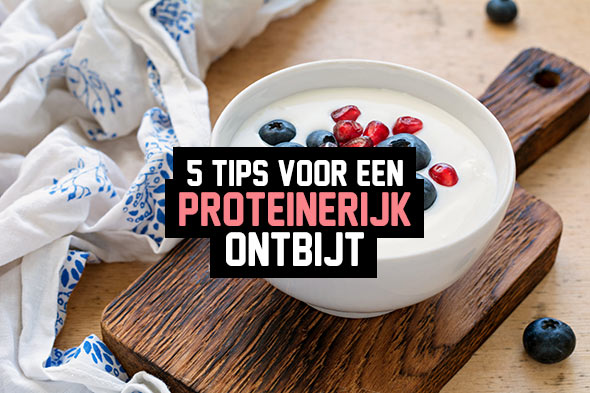 proteïnerijke voeding spieropbouw