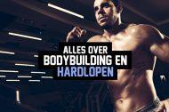 Kan je als bodybuilder hardlopen of niet?