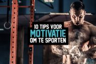 10 tips voor motivatie om te sporten