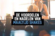 De voordelen en nadelen van maaltijd shakes